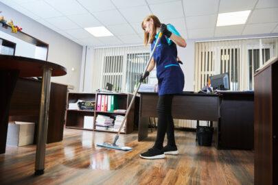A importância do profissional de limpeza para a saúde pública